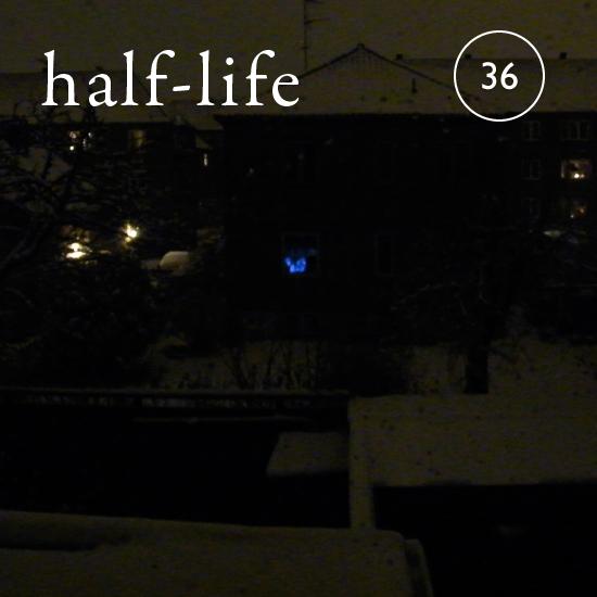 half-life 36