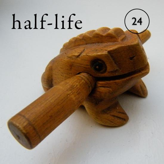 half-life 24