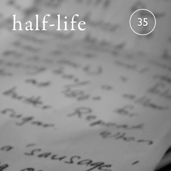 half-life 35