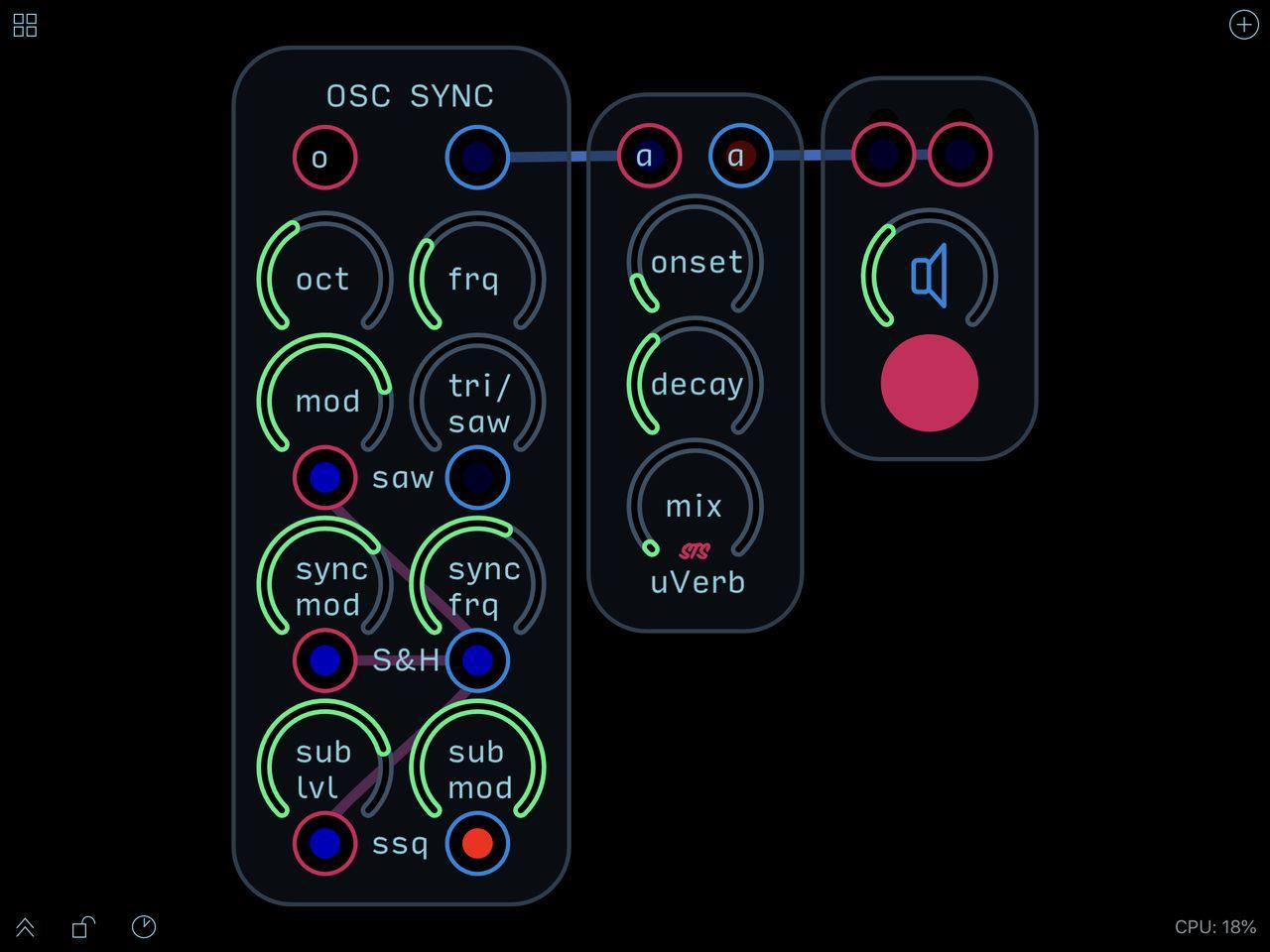 hordijk-sync-oscillator