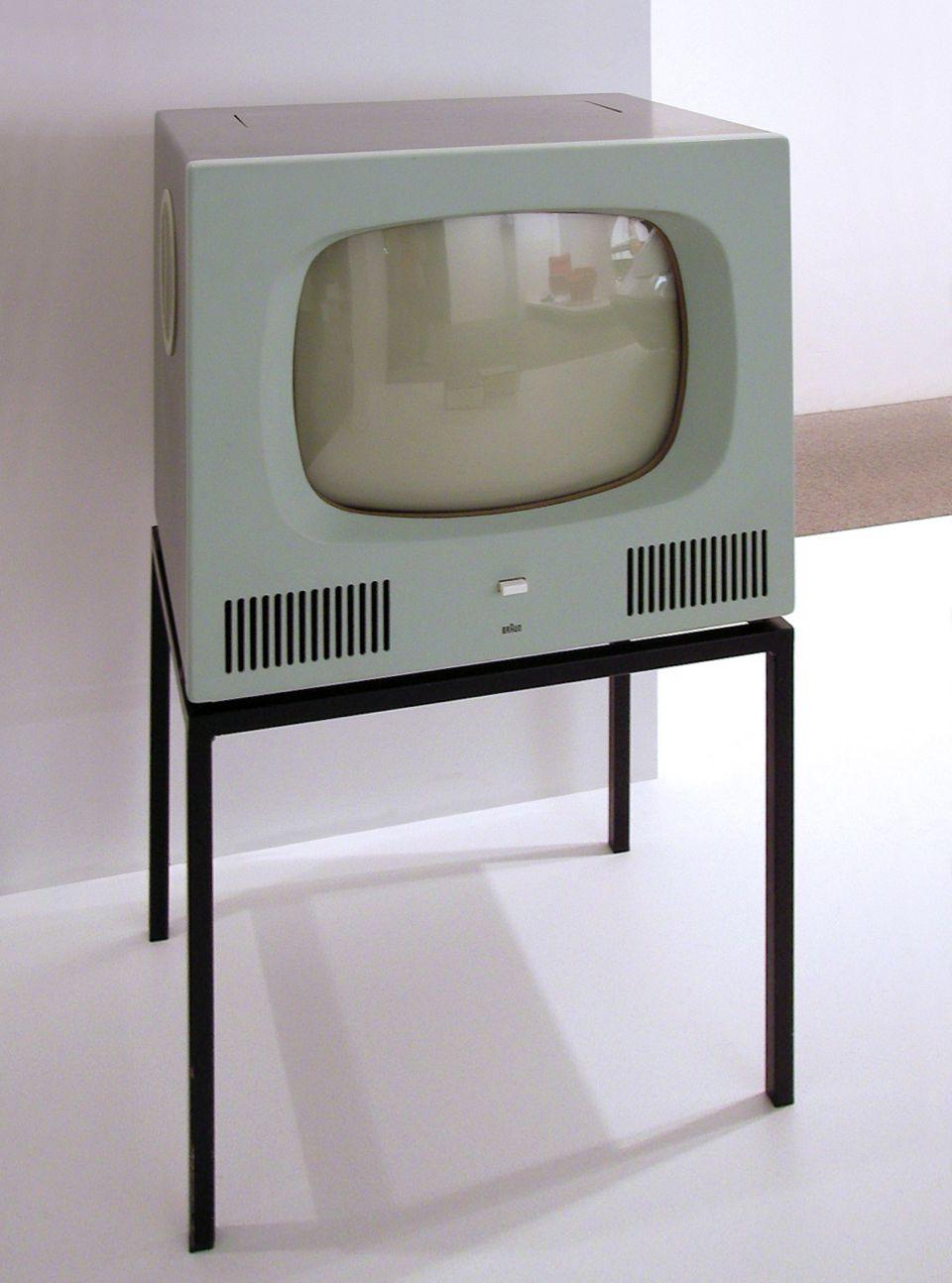 Braun Hirsche HF1 Television version 2
