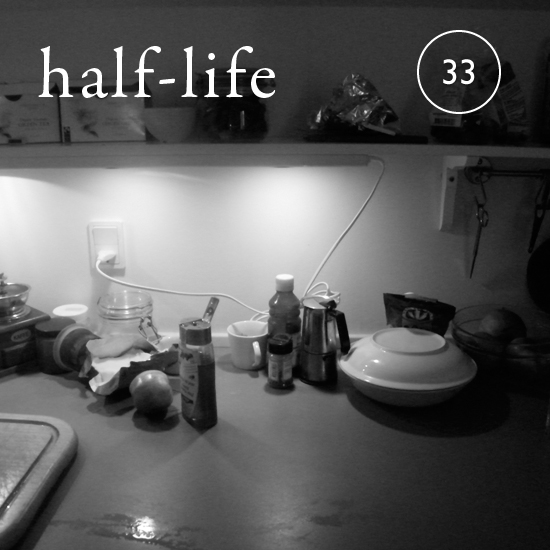 half-life 33