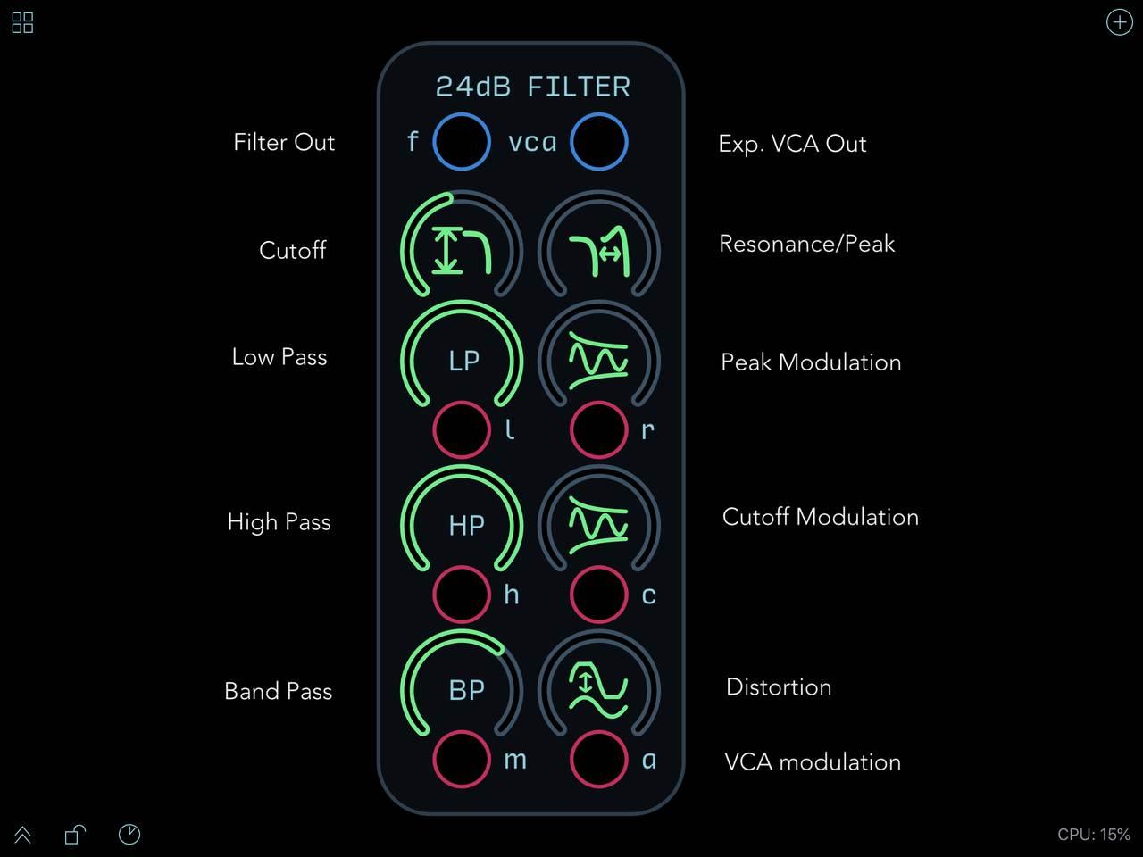 24dB-filter